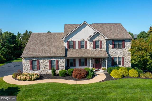 2688 Huntfield Drive, YORK, PA 17404 (#PAYK2005636) :: TeamPete Realty Services, Inc