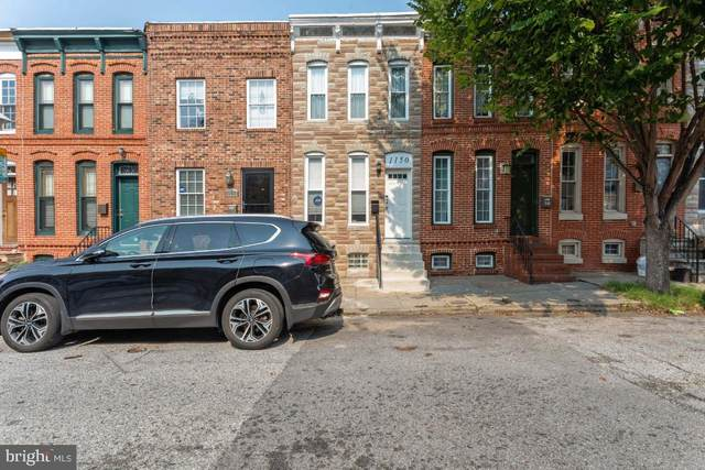 1150 Cleveland Street, BALTIMORE, MD 21230 (#MDBA2011124) :: SURE Sales Group