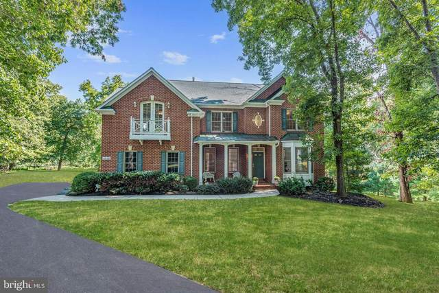 13128 Fox Path Lane, WEST FRIENDSHIP, MD 21794 (#MDHW2004532) :: The Piano Home Group