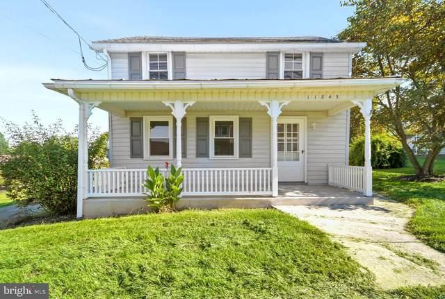 11845 Old Route 16 Street, WAYNESBORO, PA 17268 (#PAFL2001920) :: The Joy Daniels Real Estate Group