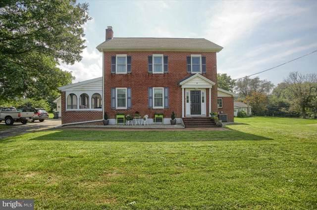 134 Main Street, NEW PROVIDENCE, PA 17560 (#PALA2004818) :: The Craig Hartranft Team, Berkshire Hathaway Homesale Realty