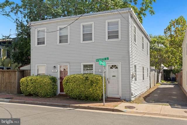 323 N Fayette Street, ALEXANDRIA, VA 22314 (#VAAX2003380) :: Integrity Home Team