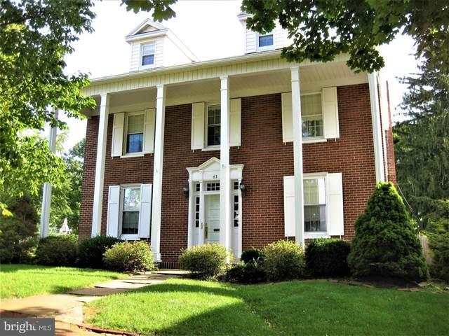 63 Frost Avenue, FROSTBURG, MD 21532 (#MDAL2000838) :: Shamrock Realty Group, Inc