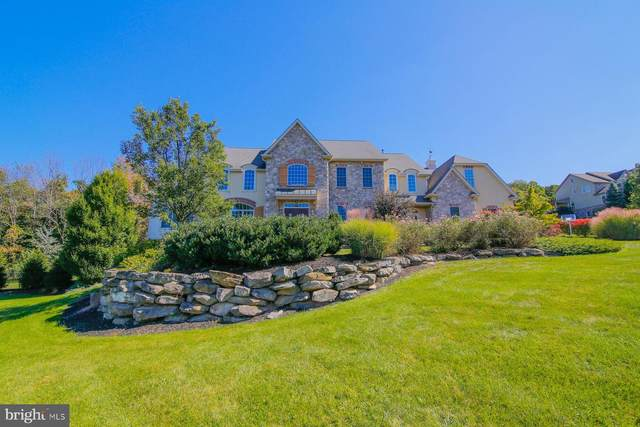 1469 Jakes Place, HELLERTOWN, PA 18055 (#PANH2000476) :: ExecuHome Realty