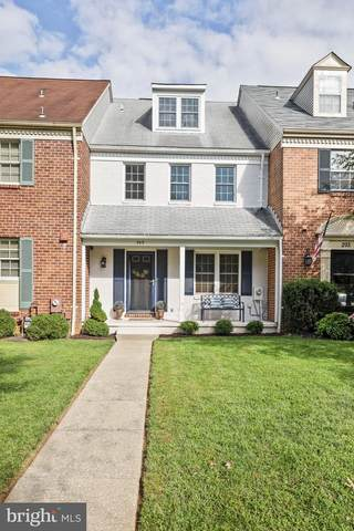 203 Castletown Road, LUTHERVILLE TIMONIUM, MD 21093 (#MDBC2010108) :: Ultimate Selling Team
