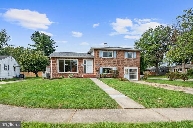 6205 Lakemont Court, BALTIMORE, MD 21228 (#MDBC2010110) :: Realty Executives Premier