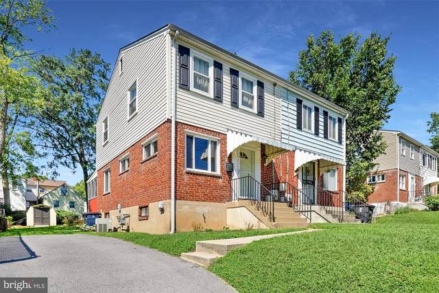 7206 Annapolis Road, HYATTSVILLE, MD 20784 (#MDPG2010782) :: Century 21 Dale Realty Co