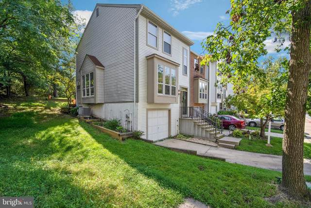 8229 Tall Trees Court, ELLICOTT CITY, MD 21043 (#MDHW2004552) :: VSells & Associates of Compass