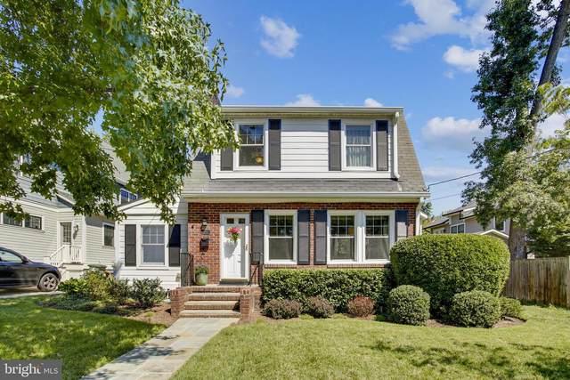 3711 18TH Street N, ARLINGTON, VA 22207 (#VAAR2004678) :: Colgan Real Estate