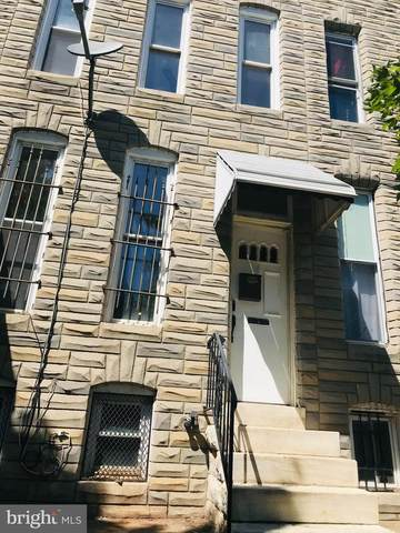 1814 Wilkens Avenue, BALTIMORE, MD 21223 (#MDBA2011182) :: The Maryland Group of Long & Foster Real Estate
