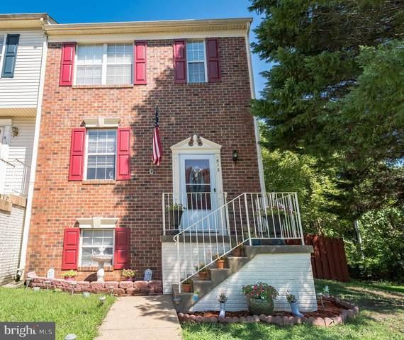 513 Mews Court, STAFFORD, VA 22556 (#VAST2003210) :: Debbie Dogrul Associates - Long and Foster Real Estate
