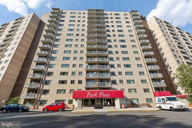 2500 N Van Dorn Street #1101, ALEXANDRIA, VA 22302 (#VAAX2003392) :: City Smart Living