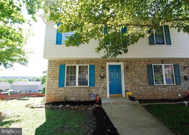127 S Shenandoah Avenue, FRONT ROYAL, VA 22630 (#VAWR2000828) :: Pearson Smith Realty