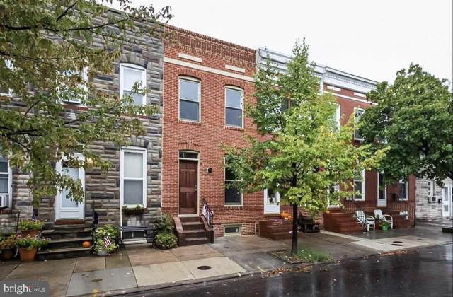 1453 Andre Street, BALTIMORE, MD 21230 (#MDBA2011202) :: The Maryland Group of Long & Foster Real Estate