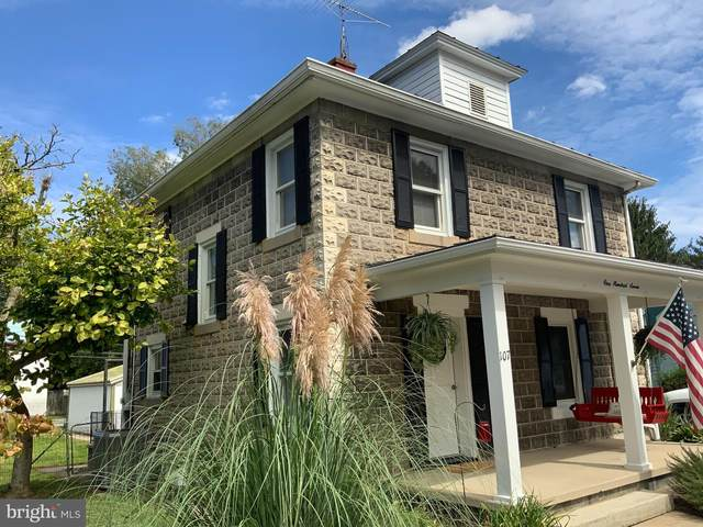 107 New Street E, SHEPHERDSTOWN, WV 25443 (#WVJF2001030) :: The Maryland Group of Long & Foster Real Estate