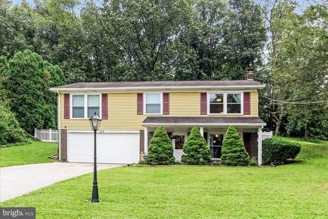 485 Pinehurst Road, YORK, PA 17402 (#PAYK2005680) :: New Home Team of Maryland