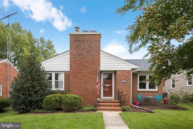 1302 N Market Street, FREDERICK, MD 21701 (#MDFR2005422) :: The Dailey Group