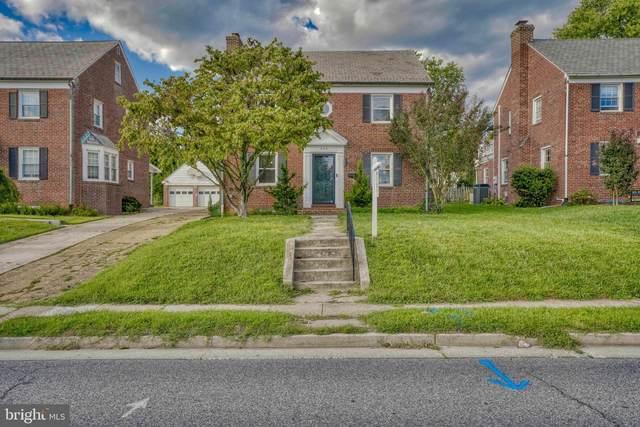 654 Regester Avenue, BALTIMORE, MD 21212 (#MDBC2010172) :: Ultimate Selling Team
