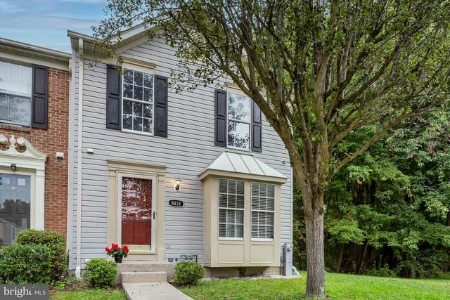 8831 Ashberry Court N, LAUREL, MD 20723 (#MDHW2004602) :: The Vashist Group