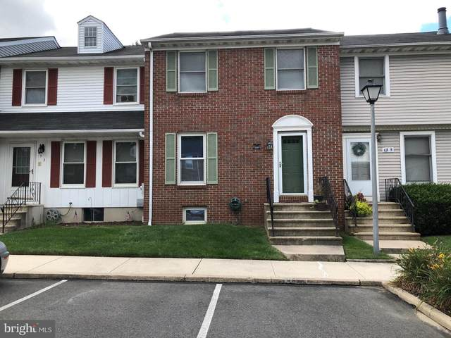 45-4 Carriage Stop Place, FLORENCE, NJ 08518 (#NJBL2006786) :: Linda Dale Real Estate Experts
