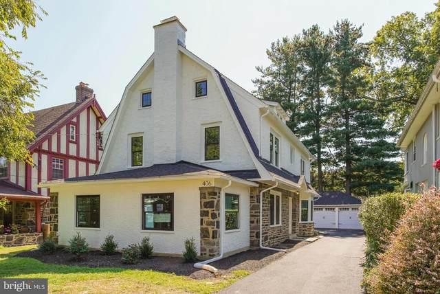 406 Haverford Avenue, NARBERTH, PA 19072 (MLS #PAMC2010314) :: Kiliszek Real Estate Experts