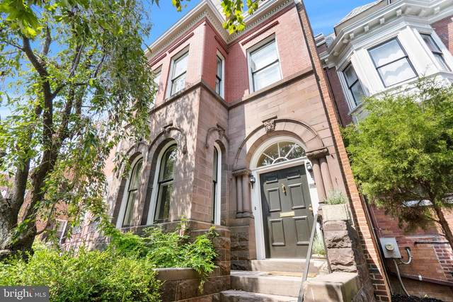 3127 N Street NW, WASHINGTON, DC 20007 (#DCDC2011826) :: Crossman & Co. Real Estate