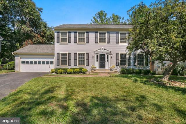 18 Spinning Wheel Court, GERMANTOWN, MD 20874 (#MDMC2014660) :: Realty Executives Premier