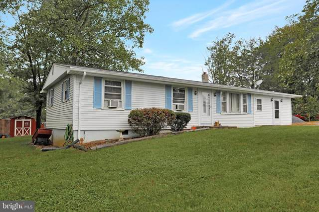 2095 Fairview Road, WOODSTOCK, VA 22664 (#VASH2000886) :: Integrity Home Team