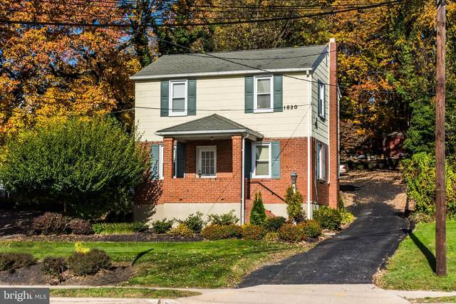 1830 E. Joppa Road, PARKVILLE, MD 21234 (#MDBC2010182) :: The Dailey Group