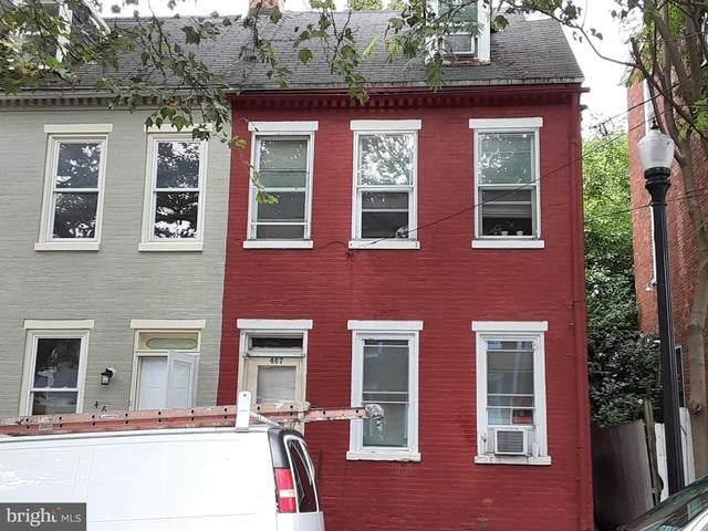 467 Manor Street, LANCASTER, PA 17603 (#PALA2004900) :: The Craig Hartranft Team, Berkshire Hathaway Homesale Realty