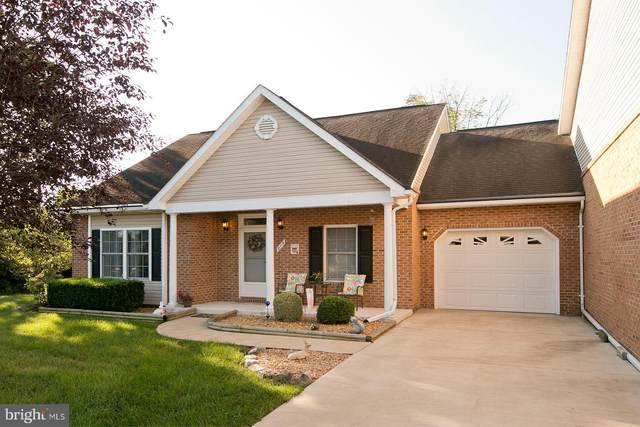 215 Lynn Drive, STEPHENS CITY, VA 22655 (#VAFV2001672) :: The Maryland Group of Long & Foster Real Estate
