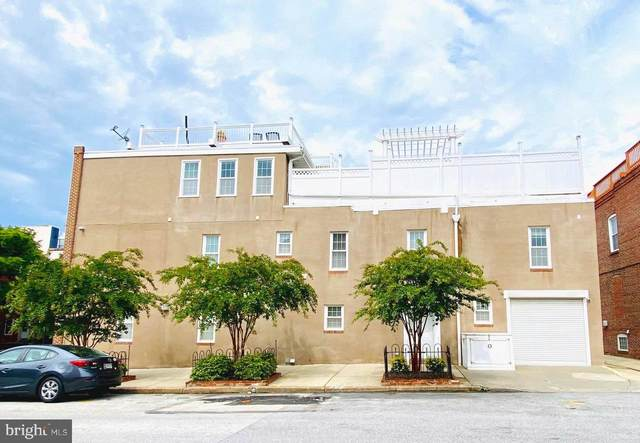 941 S Kenwood Avenue, BALTIMORE, MD 21224 (#MDBA2011310) :: The Dailey Group