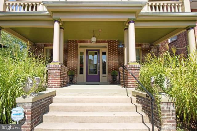 1411 Kennedy Street NW, WASHINGTON, DC 20011 (#DCDC2011872) :: The Maryland Group of Long & Foster Real Estate