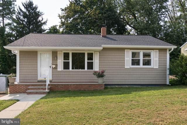 10 Conover Avenue, EWING, NJ 08638 (MLS #NJME2004574) :: The Dekanski Home Selling Team
