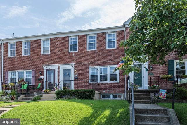 1816 Edgewood Road, BALTIMORE, MD 21286 (#MDBC2010242) :: EXIT Realty Enterprises