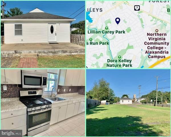 3720 Lacy Boulevard, FALLS CHURCH, VA 22041 (#VAFX2020186) :: Debbie Dogrul Associates - Long and Foster Real Estate