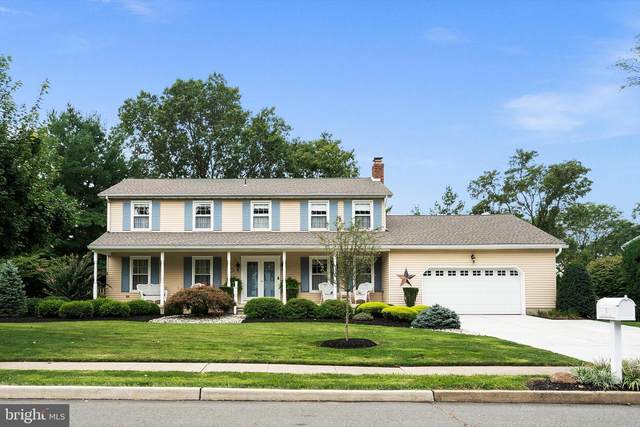 5 Charles Way, LAWRENCEVILLE, NJ 08648 (#NJME2004578) :: Jason Freeby Group at Keller Williams Real Estate