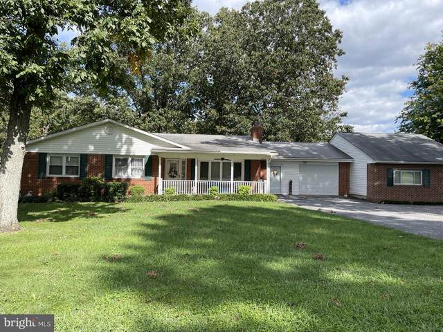 5519 Mineral Hill Road, SYKESVILLE, MD 21784 (#MDCR2002274) :: Corner House Realty