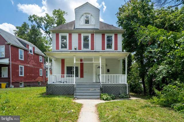 3611 Windsor Mill Road, BALTIMORE, MD 21216 (#MDBA2011356) :: The Maryland Group of Long & Foster Real Estate