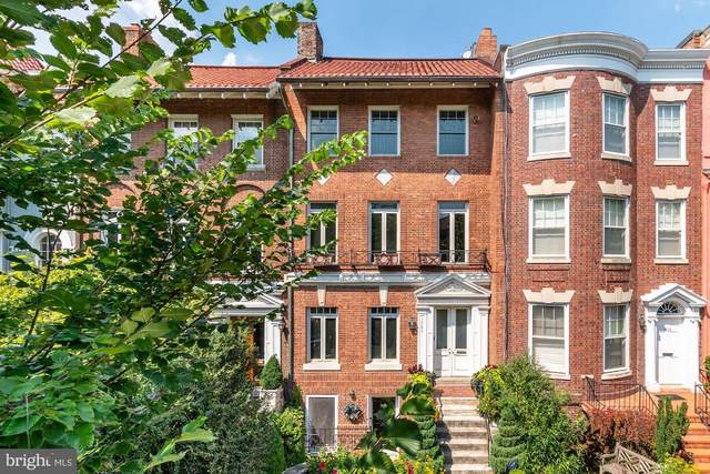 1925 Biltmore Street NW, WASHINGTON, DC 20009 (#DCDC2011956) :: Crossman & Co. Real Estate