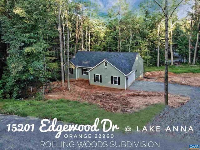 15201 Edgewood Dr, ORANGE, VA 22960 (#621834) :: Realty Executives Premier