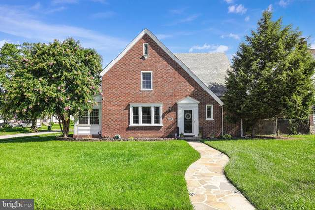 3318 Dorchester Road, BALTIMORE, MD 21215 (#MDBA2011418) :: Integrity Home Team