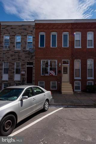 119 N Montford Avenue, BALTIMORE, MD 21224 (#MDBA2011420) :: The Maryland Group of Long & Foster Real Estate