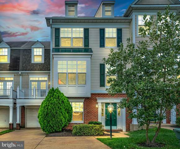 8299 Glade Bank Drive, MANASSAS, VA 20111 (#VAPW2008058) :: Integrity Home Team