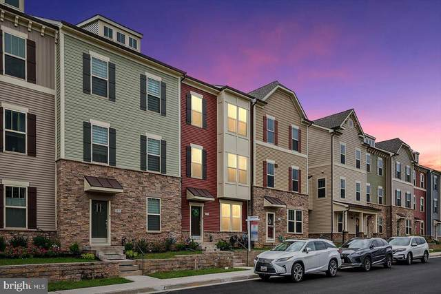 8813 Shady Pines Drive, FREDERICK, MD 21704 (#MDFR2005532) :: The Maryland Group of Long & Foster Real Estate
