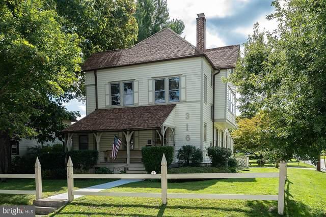 316 N Wayne Avenue, WAYNE, PA 19087 (#PADE2006882) :: New Home Team of Maryland