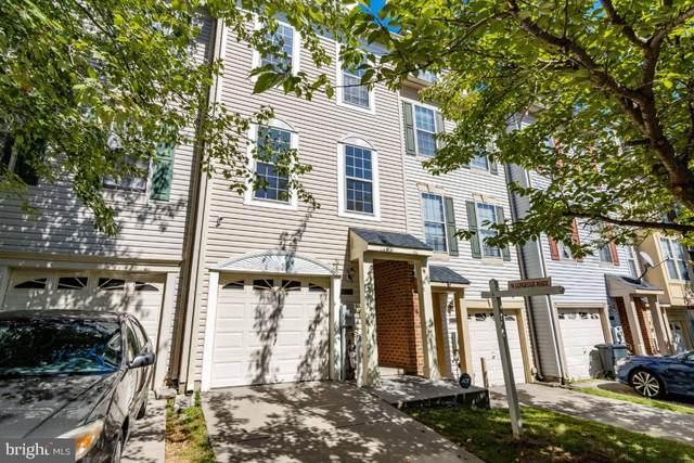 36 Bank Spring Court, OWINGS MILLS, MD 21117 (#MDBC2010358) :: The Vashist Group