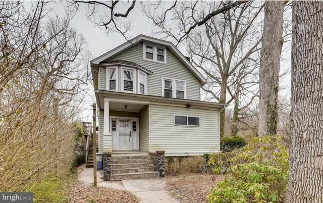 5813 Gwynn Oak Avenue, BALTIMORE, MD 21207 (#MDBC2010362) :: VSells & Associates of Compass