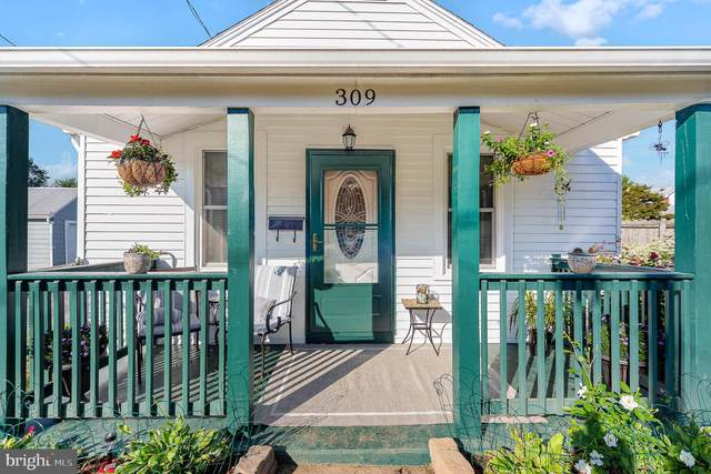309 N Arch Street, MECHANICSBURG, PA 17055 (#PACB2003024) :: TeamPete Realty Services, Inc