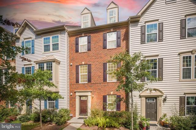 7507 Garcia Place, ELKRIDGE, MD 21075 (#MDHW2004674) :: The Maryland Group of Long & Foster Real Estate